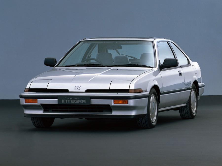 Honda Integra хетчбэк, 1985–1989, 1 поколение - отзывы, фото и характеристики на Car.ru