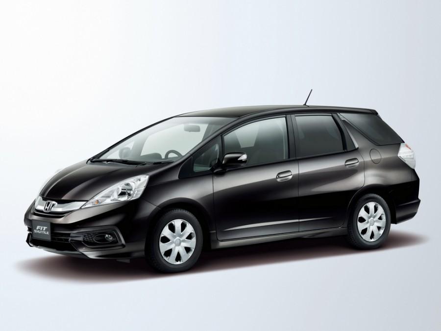 Honda Fit Shuttle универсал, 2013–2016, 1 поколение [рестайлинг] - отзывы, фото и характеристики на Car.ru
