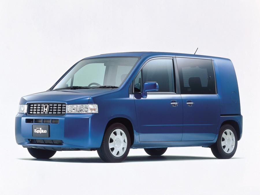 Honda Mobilio Spike минивэн, 2002–2005, 1 поколение - отзывы, фото и характеристики на Car.ru