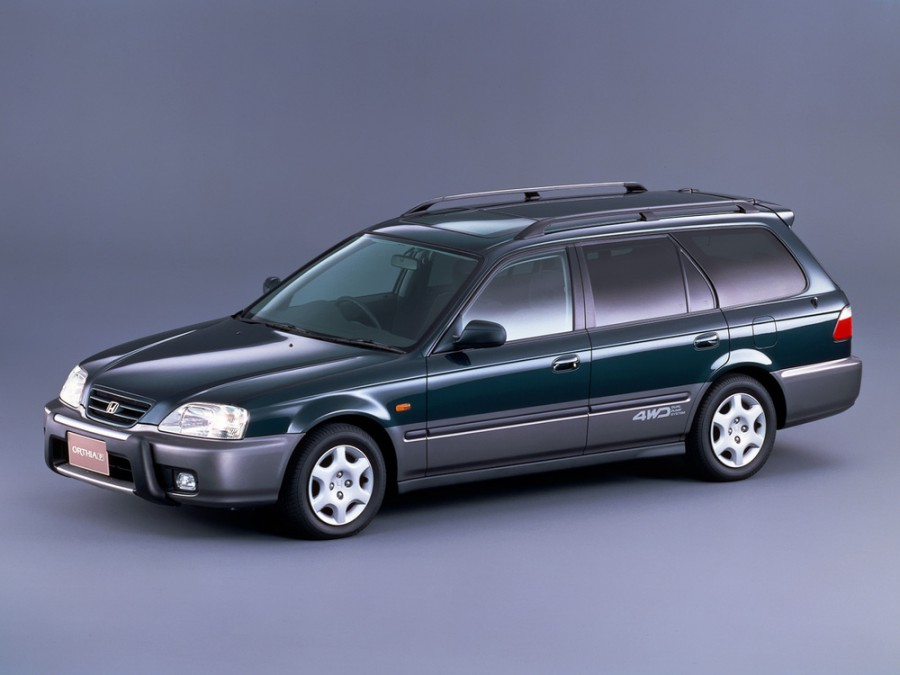 Honda Orthia универсал, 1996–1999, 1 поколение - отзывы, фото и характеристики на Car.ru