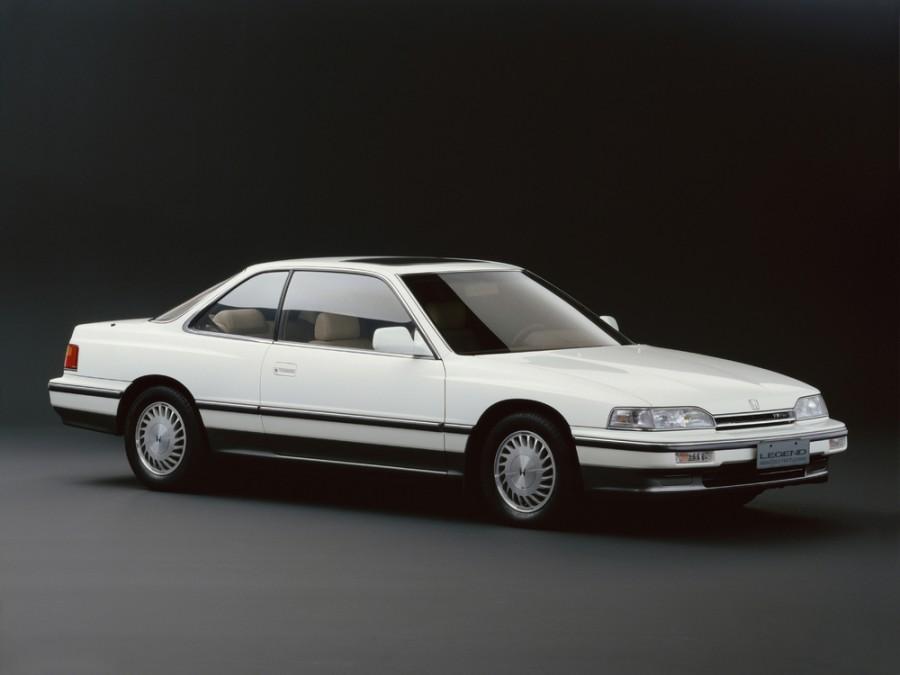 Honda Legend купе, 1987–1991, 1 поколение - отзывы, фото и характеристики на Car.ru