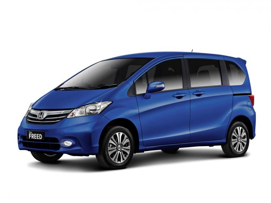 Honda Freed минивэн, 2011–2016, 1 поколение [рестайлинг] - отзывы, фото и характеристики на Car.ru