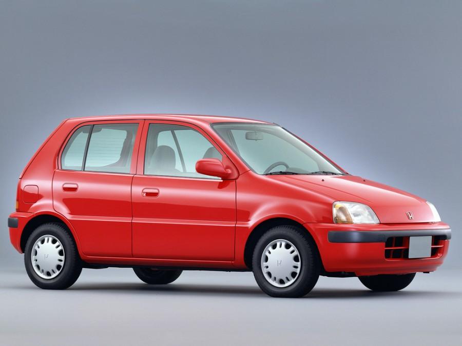 Honda Logo хетчбэк 5-дв., 1996–1998, 1 поколение - отзывы, фото и характеристики на Car.ru