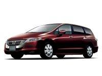 Honda Odyssey, 4 поколение [рестайлинг], Минивэн 5-дв., 2011–2016