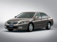 Honda Inspire, 4 поколение [рестайлинг], Седан, 2005–2007
