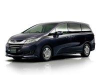 Honda Odyssey, 5 поколение, Минивэн, 2013–2016