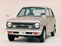 Honda Life, 1 поколение, Седан 4-дв., 1971–1974