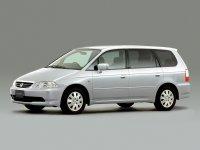 Honda Odyssey, 2 поколение, Минивэн, 1998–2003