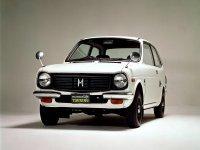 Honda Life, 1 поколение, Седан 2-дв., 1971–1974