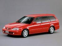 Honda Orthia, 1 поколение [рестайлинг], Универсал, 1999–2002