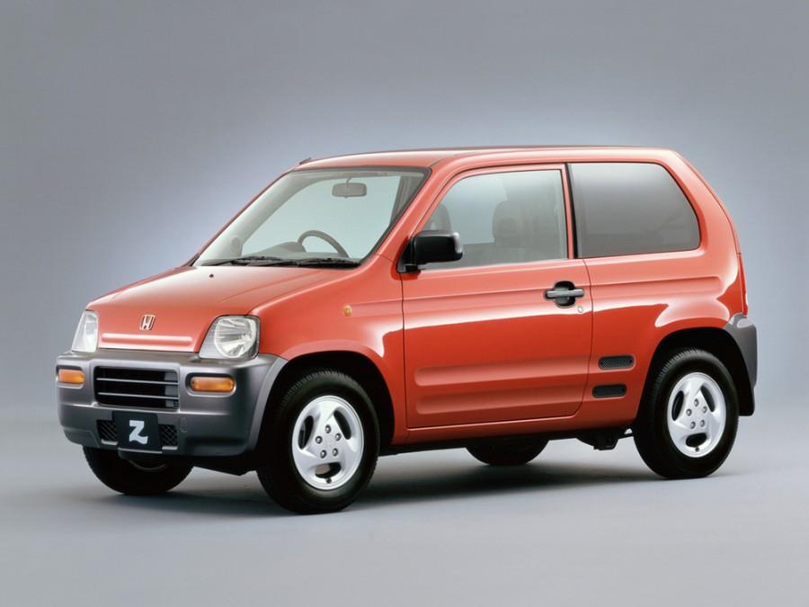 Honda Z хетчбэк, 1998–2002, 1 поколение - отзывы, фото и характеристики на Car.ru