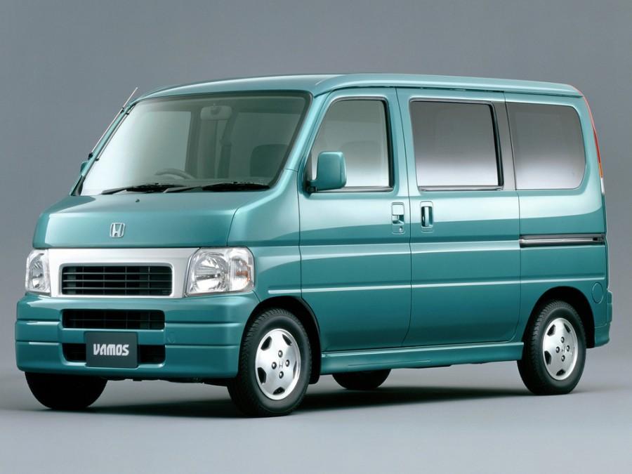 Honda Vamos минивэн, 1999–2016, HM1 - отзывы, фото и характеристики на Car.ru