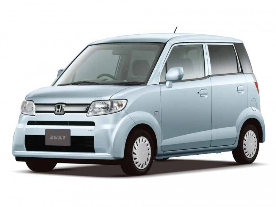 Honda Zest минивэн, 5 поколение - отзывы, фото и характеристики на Car.ru