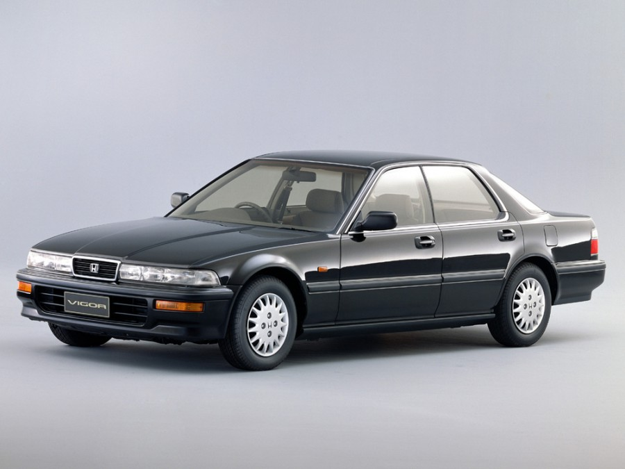 Honda Vigor седан, 1989–1995, CB5 - отзывы, фото и характеристики на Car.ru