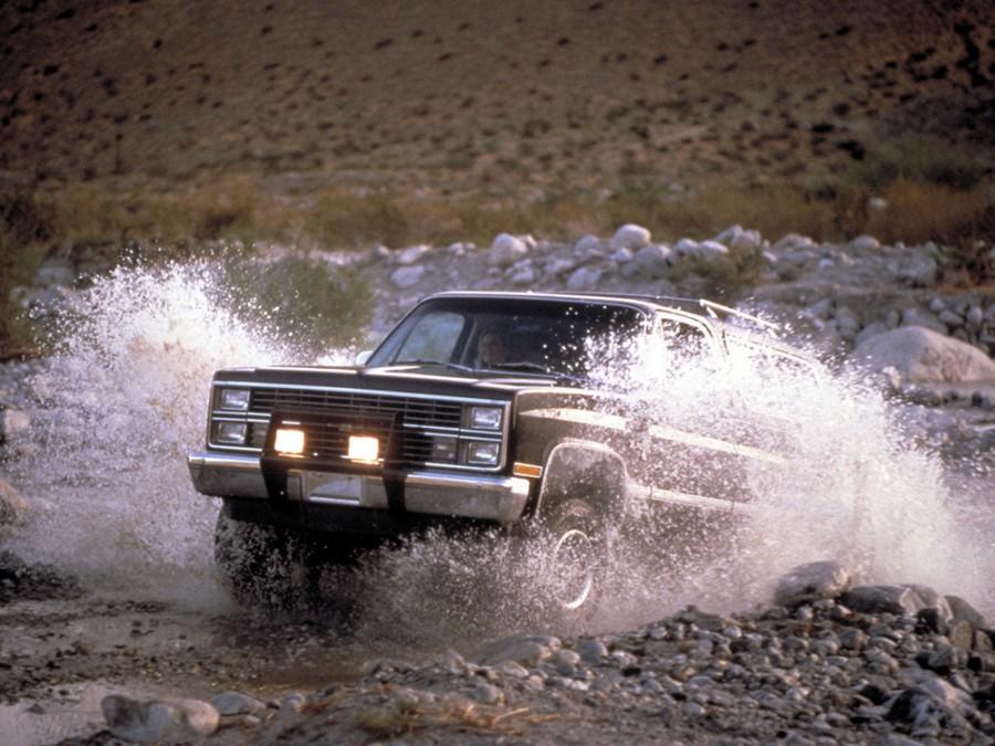 Chevrolet Blazer внедорожник, 3 поколение [рестайлинг] - отзывы, фото и характеристики на Car.ru