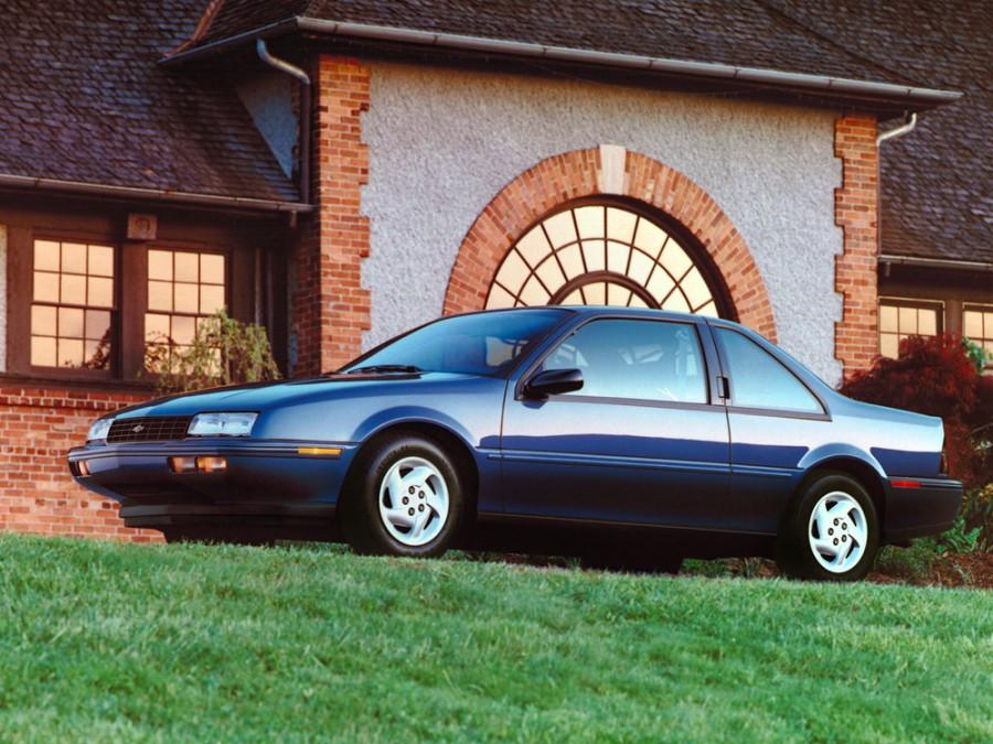 Chevrolet Beretta купе, 1988–1996, 1 поколение - отзывы, фото и характеристики на Car.ru