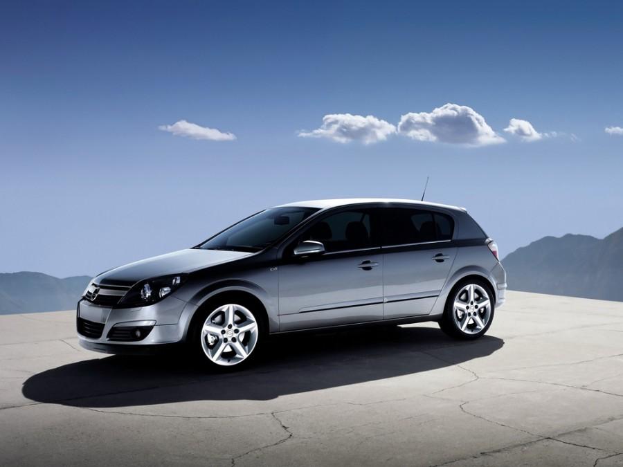 Chevrolet Astra хетчбэк 5-дв., 3 поколение - отзывы, фото и характеристики на Car.ru