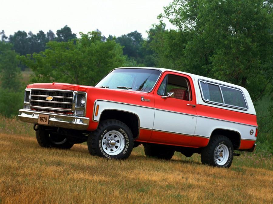 Chevrolet Blazer внедорожник, 2 поколение [2-й рестайлинг] - отзывы, фото и характеристики на Car.ru