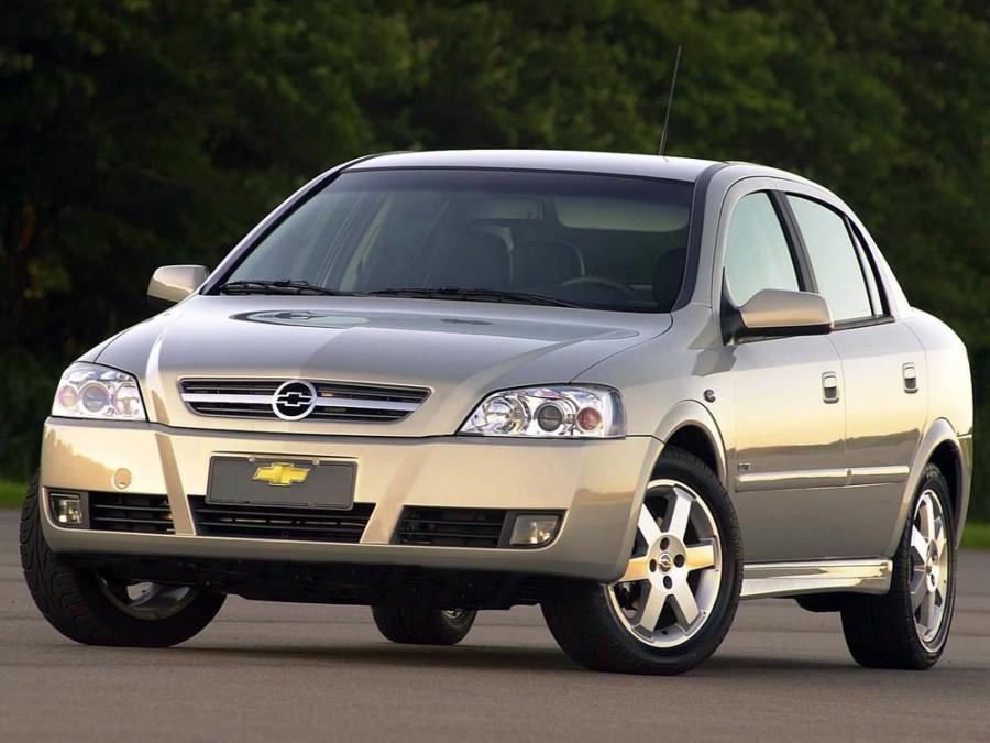 Chevrolet Astra седан, 2003–2011, 2 поколение [рестайлинг] - отзывы, фото и характеристики на Car.ru
