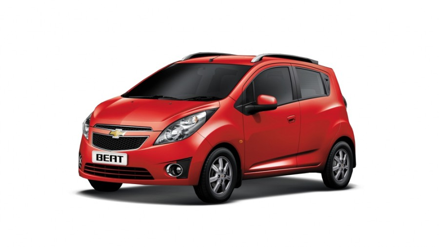 Chevrolet Beat хетчбэк, 2011–2016, 1 поколение - отзывы, фото и характеристики на Car.ru