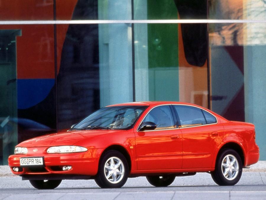 Chevrolet Alero седан, 1999–2004, 1 поколение - отзывы, фото и характеристики на Car.ru