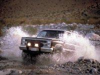 Chevrolet Blazer, 3 поколение [рестайлинг], Внедорожник