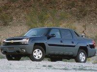 Chevrolet Avalanche, 1 поколение, Пикап, 2002–2006