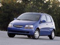 Chevrolet Aveo, T200, Хетчбэк 5-дв., 2003–2008