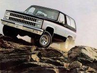 Chevrolet Blazer, 3 поколение, Внедорожник