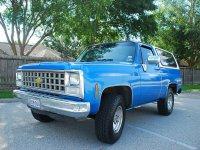 Chevrolet Blazer, 2 поколение [3-й рестайлинг], Внедорожник