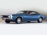 Chevrolet Camaro, 1967, 1 поколение, Купе