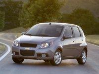 Chevrolet Aveo, T250 [рестайлинг], Хетчбэк 5-дв., 2006–2011