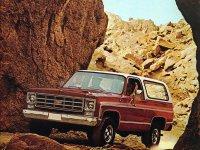 Chevrolet Blazer, 2 поколение [рестайлинг], Внедорожник