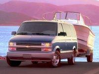 Chevrolet Astro, 2 поколение, Микроавтобус, 1995–2005