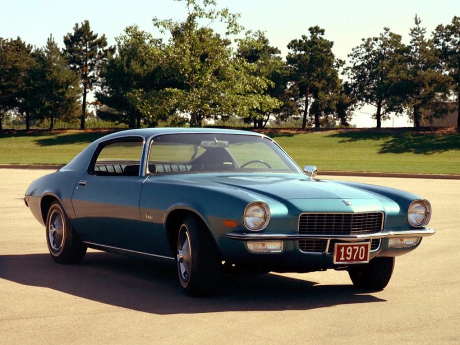 Chevrolet Camaro купе, 1970–1974, 2 поколение - отзывы, фото и характеристики на Car.ru