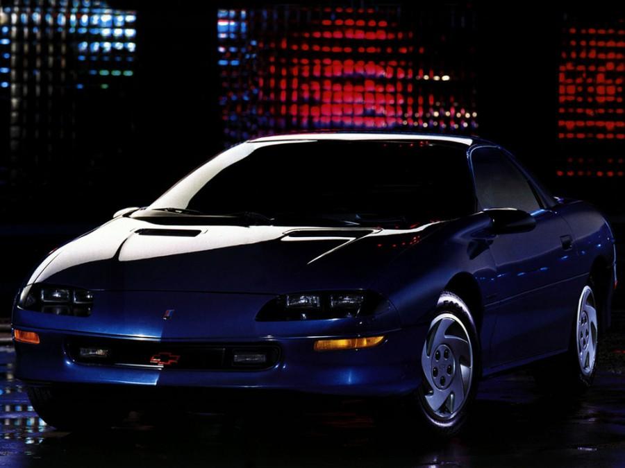 Chevrolet Camaro купе, 1993–1997, 4 поколение - отзывы, фото и характеристики на Car.ru