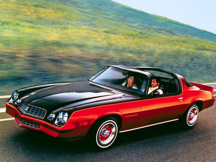 Chevrolet Camaro T-top тарга, 1978–1981, 2 поколение [2-й рестайлинг] - отзывы, фото и характеристики на Car.ru