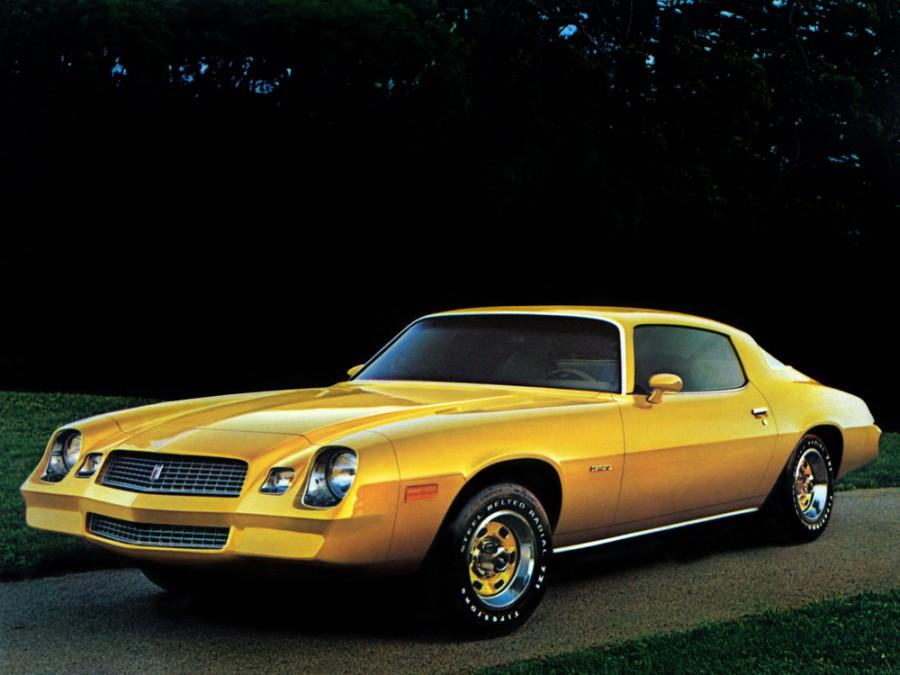 Chevrolet Camaro купе 2-дв., 1978–1981, 2 поколение [2-й рестайлинг] - отзывы, фото и характеристики на Car.ru
