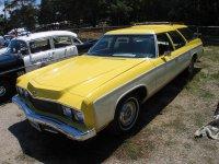 Chevrolet Caprice, 2 поколение [2-й рестайлинг], Kingswood estate универсал, 1973