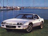 Chevrolet Camaro, 1982, 3 поколение, Купе