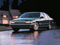 Chevrolet Caprice, 4 поколение [рестайлинг], Седан, 1994–1996