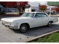 Chevrolet Caprice, 1966, 1 поколение [рестайлинг], Sport sedan хардтоп 4-дв.