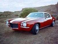Chevrolet Camaro, 2 поколение, Rs купе 2-дв., 1970–1974