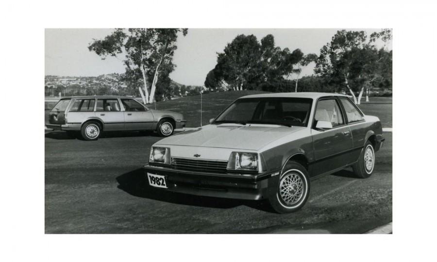Chevrolet Cavalier купе, 1981–1983, 1 поколение - отзывы, фото и характеристики на Car.ru