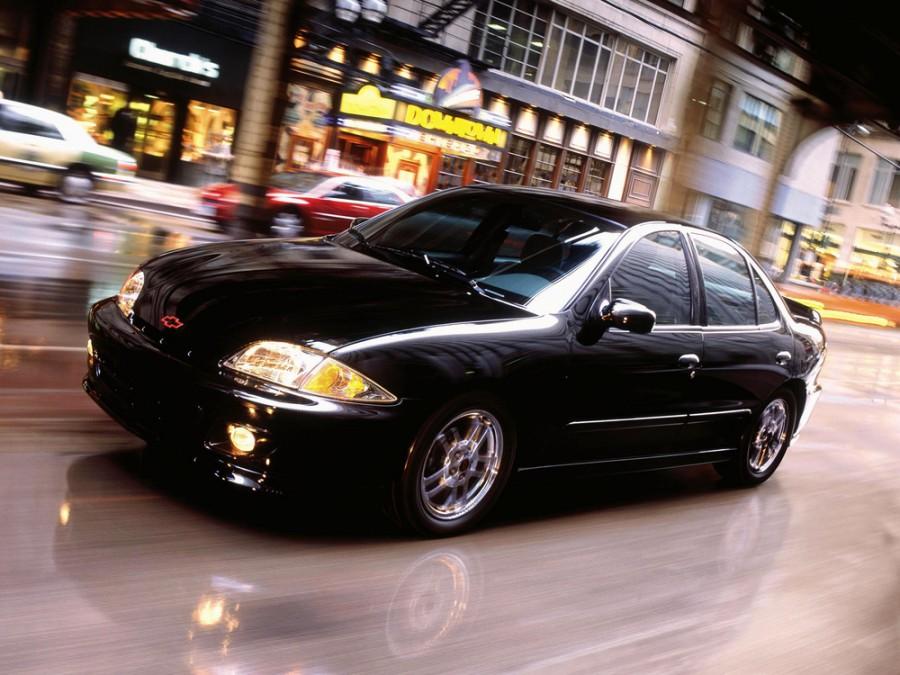 Chevrolet Cavalier седан, 1999–2002, 3 поколение [рестайлинг] - отзывы, фото и характеристики на Car.ru