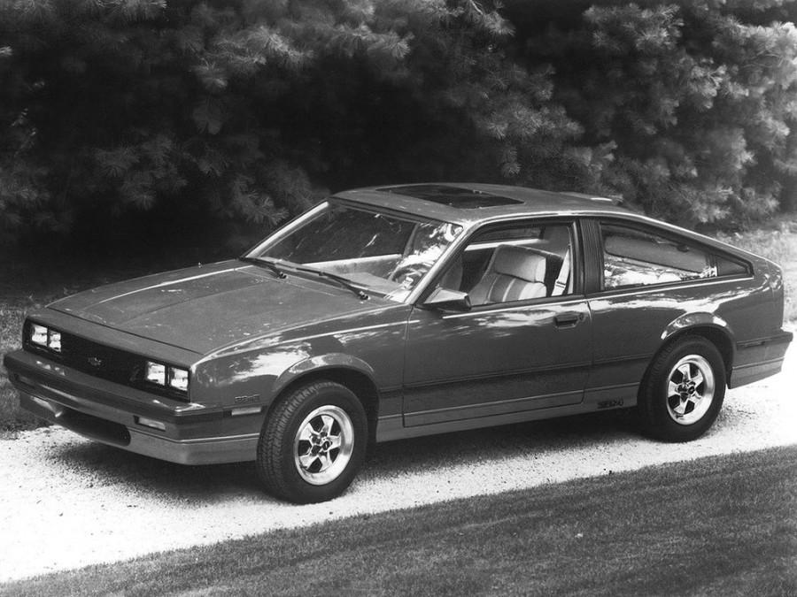 Chevrolet Cavalier хетчбэк, 1983–1987, 1 поколение [рестайлинг] - отзывы, фото и характеристики на Car.ru
