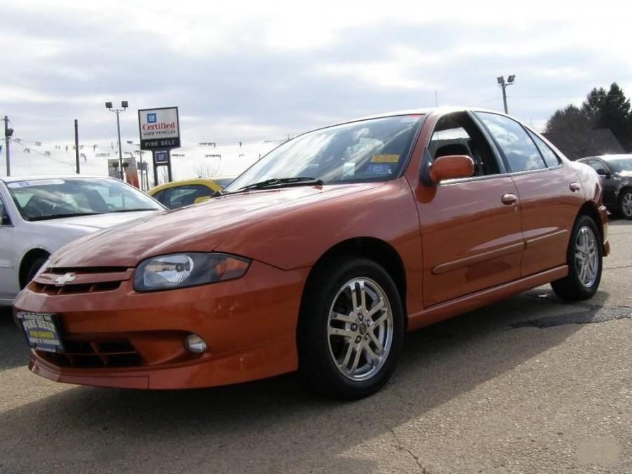Chevrolet Cavalier седан, 2002–2005, 3 поколение [2-й рестайлинг] - отзывы, фото и характеристики на Car.ru