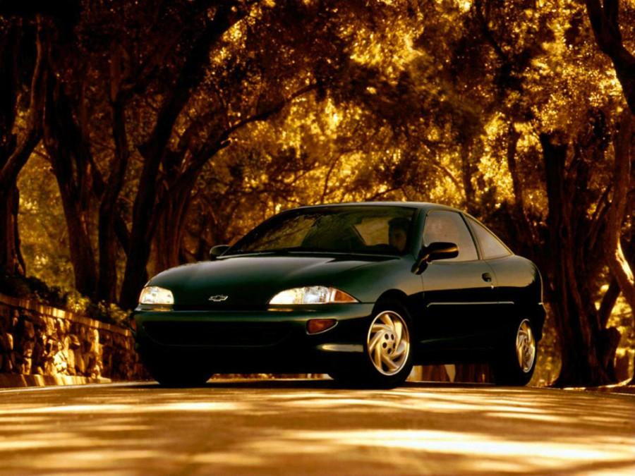 Chevrolet Cavalier купе, 1994–1999, 3 поколение - отзывы, фото и характеристики на Car.ru