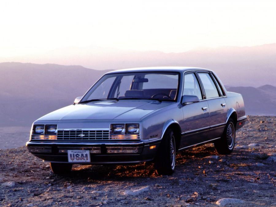 Chevrolet Celebrity седан, 1981–1983, 1 поколение - отзывы, фото и характеристики на Car.ru