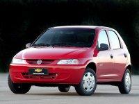 Chevrolet Celta, 1 поколение, Хетчбэк 5-дв., 2001–2006